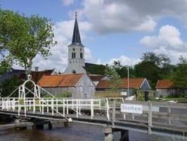 Uit met vrienden - Friesland