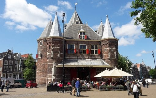 Stadswandeling Amsterdam 3