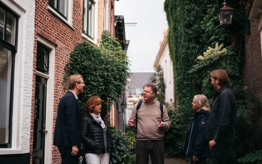 Stadswandeling Haarlem 1